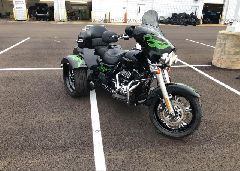 2010 Harley-davidson FLHXXX