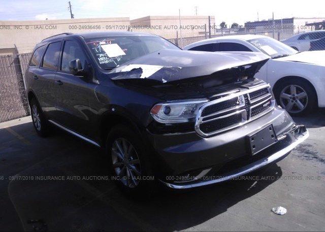 Inventory #300179898 2017 Dodge DURANGO