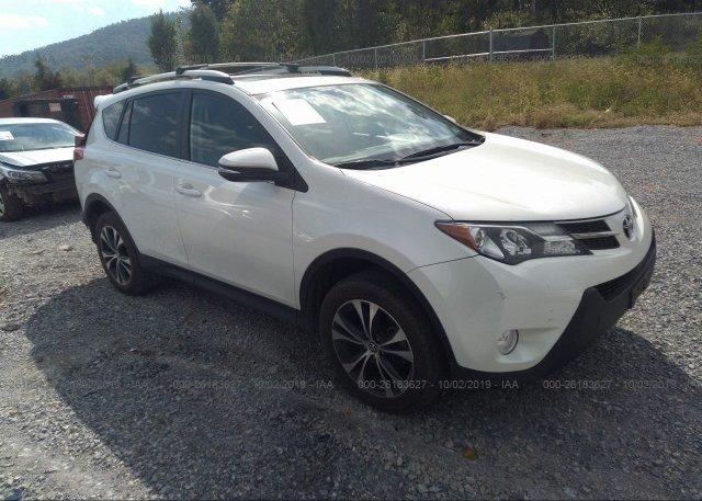 Inventory #388322909 2015 Toyota RAV4
