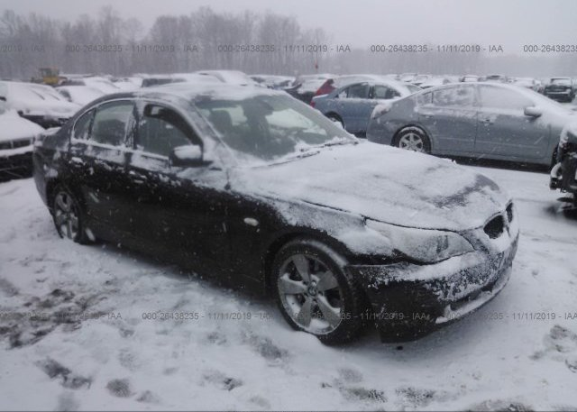 Inventory #525163084 2007 BMW 530