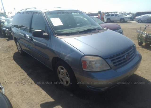 Inventory #214691927 2004 FORD FREESTAR