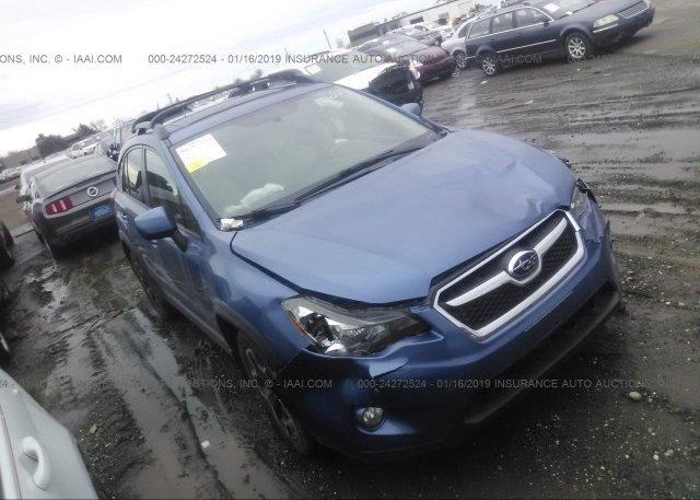 Inventory #809649462 2014 Subaru XV CROSSTREK
