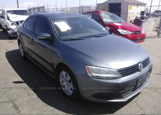 Inventory #862452549 2014 Volkswagen JETTA