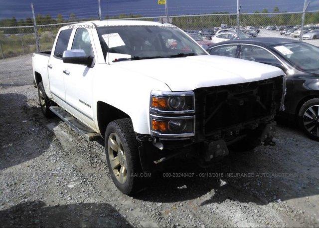 Inventory #510521734 2014 Chevrolet SILVERADO