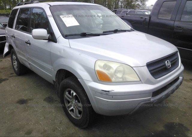 Inventory #624945647 2003 Honda PILOT