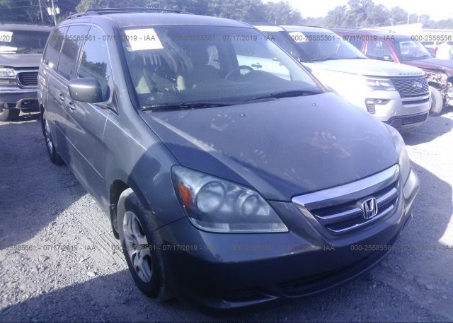 Inventory #844630766 2007 Honda ODYSSEY