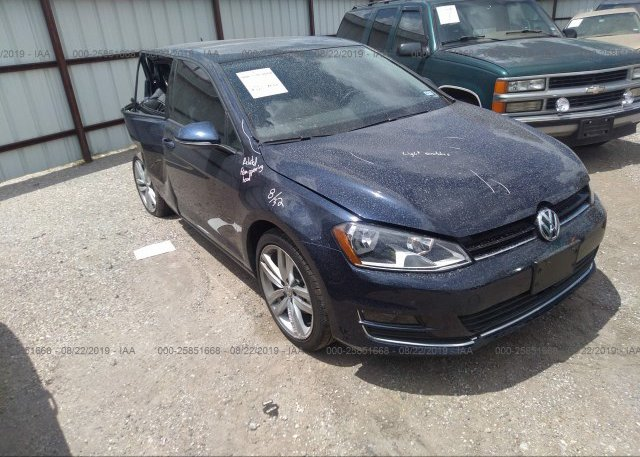 Inventory #573734717 2017 Volkswagen GOLF