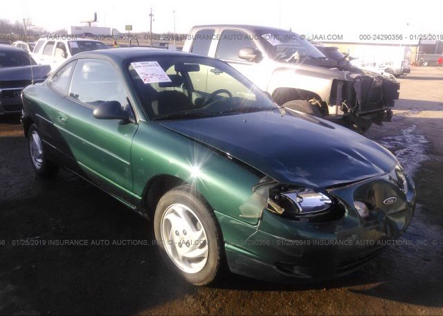 Inventory #326662210 2001 FORD ESCORT