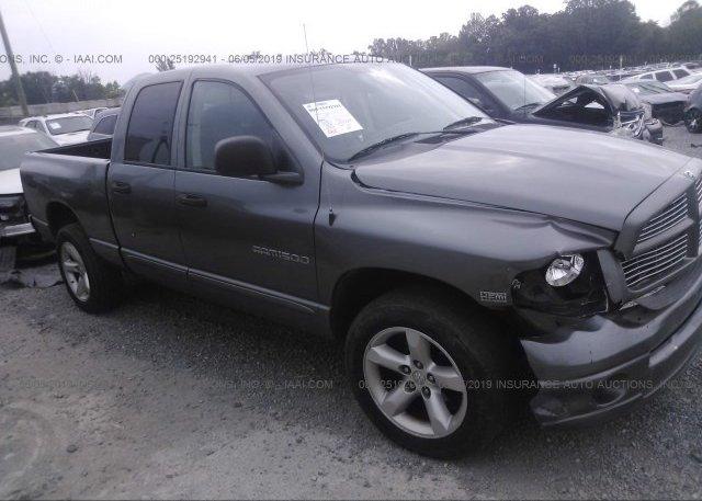 Inventory #980905761 2005 Dodge RAM 1500