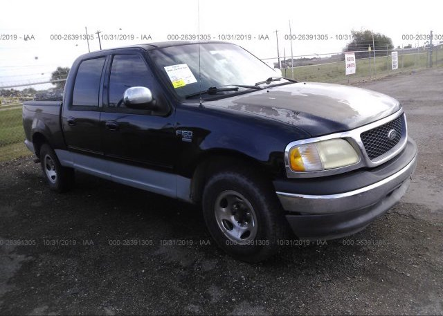Inventory #832464919 2002 FORD F150