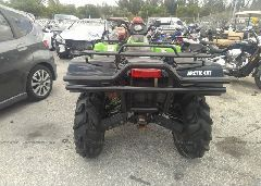 2014 ARCTIC CAT MUDPRO 700 - 4UF14ATV4ET209715 detail view