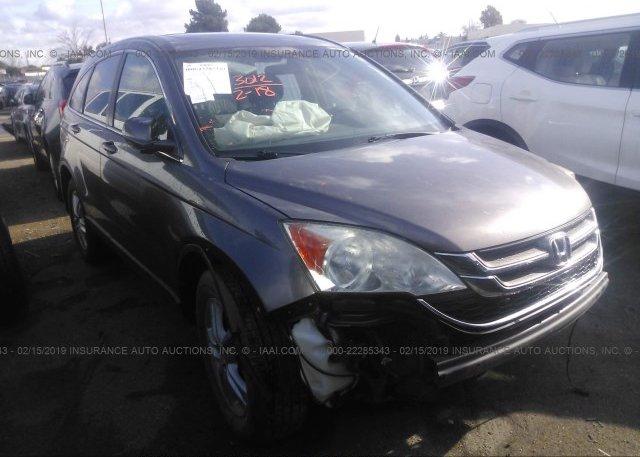 Inventory #822713265 2011 Honda CR-V