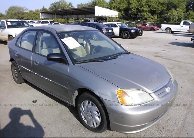 Inventory #657184600 2003 Honda CIVIC