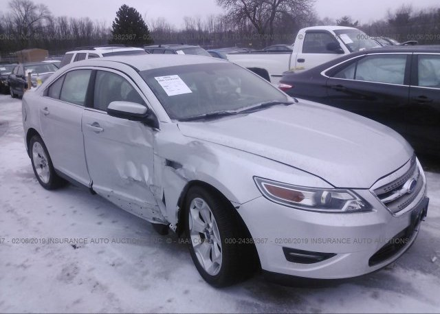 Inventory #198075334 2011 FORD TAURUS