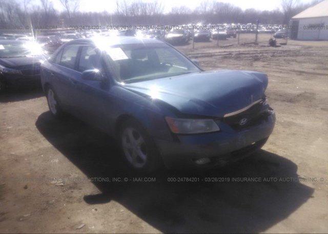 Inventory #304036827 2006 Hyundai SONATA