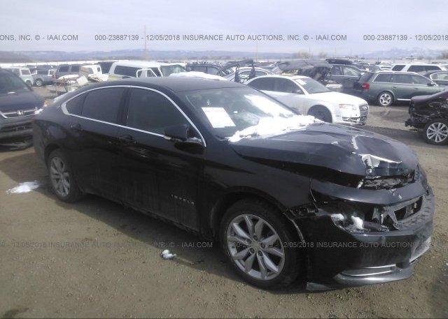 Inventory #172678648 2016 Chevrolet IMPALA
