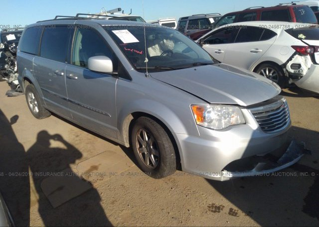 Inventory #154733115 2012 Chrysler TOWN & COUNTRY