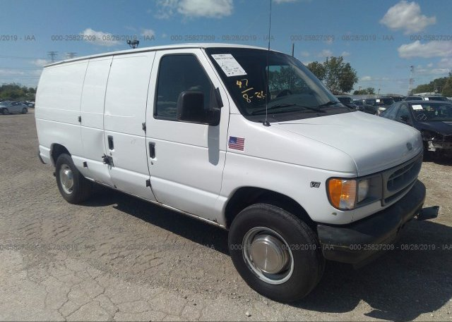 Inventory #179872106 2002 FORD ECONOLINE