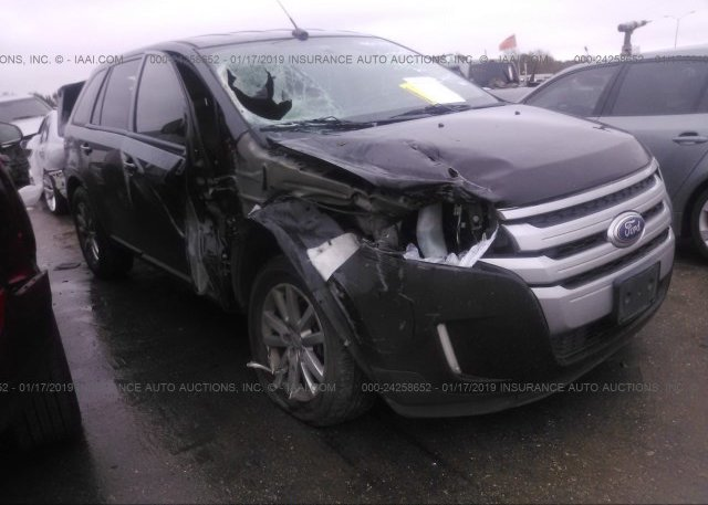 Inventory #736021495 2013 FORD EDGE