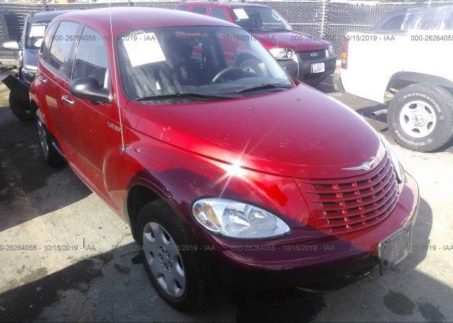 Inventory #933828155 2005 Chrysler PT CRUISER