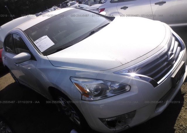 Inventory #839044095 2015 Nissan ALTIMA