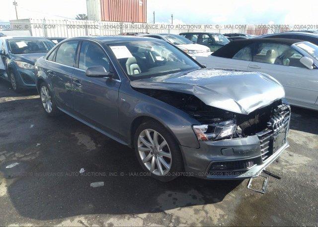 Inventory #250140985 2014 AUDI A4