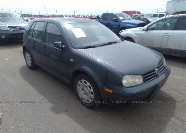 Inventory #477550882 2004 Volkswagen GOLF