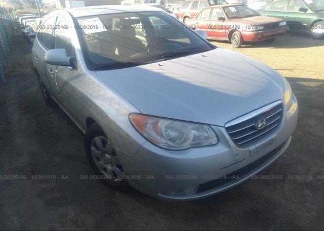 Inventory #860477777 2007 Hyundai ELANTRA