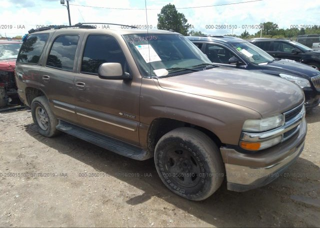 Inventory #434252987 2003 Chevrolet TAHOE