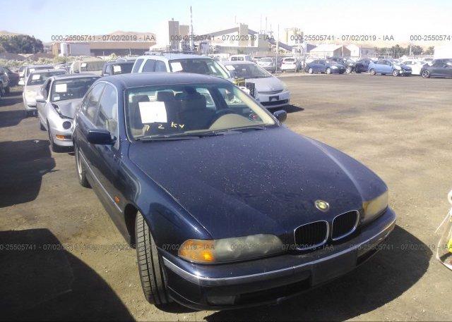 Inventory #492481557 2000 BMW 528