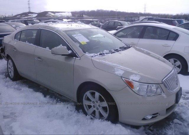 Inventory #241664831 2011 Buick LACROSSE