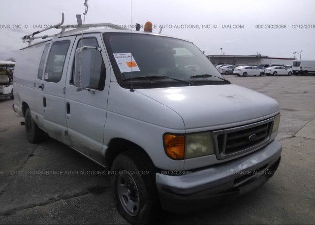 Inventory #686302340 2004 FORD ECONOLINE