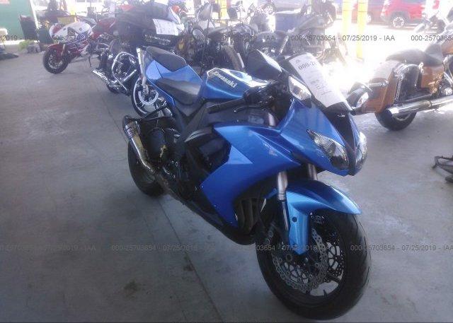 Inventory #224854390 2008 Kawasaki ZX1000