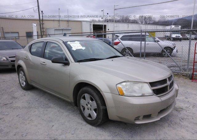 Inventory #323886231 2009 Dodge AVENGER