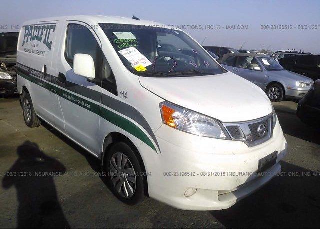 Inventory #422607461 2015 Nissan NV200