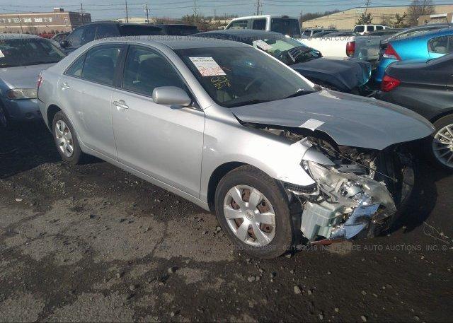 Inventory #884163942 2007 Toyota CAMRY NEW GENERAT
