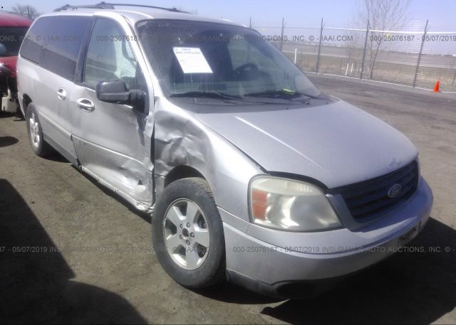 Inventory #612497407 2004 FORD FREESTAR