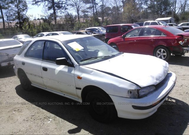 Inventory #707148082 1994 Subaru IMPREZA