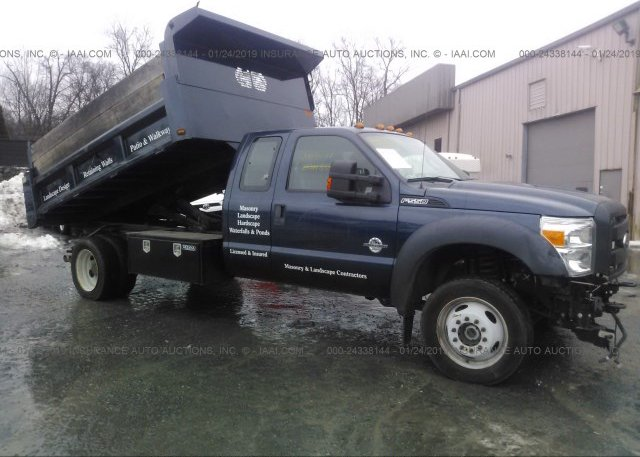 Inventory #216599475 2015 FORD F550