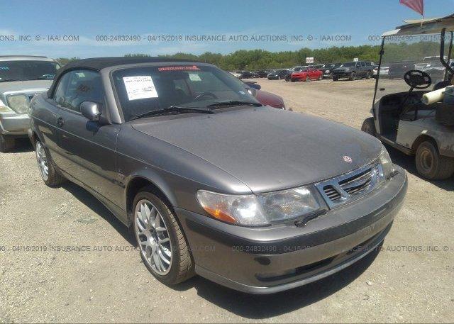 Inventory #411272873 2003 Saab 9-3