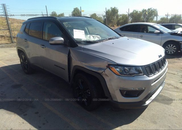 Inventory #983284842 2019 JEEP COMPASS