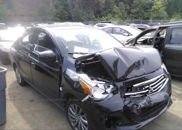 Inventory #311283213 2019 MITSUBISHI MIRAGE