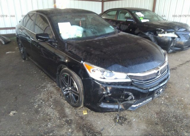 Inventory #339503410 2016 Honda ACCORD