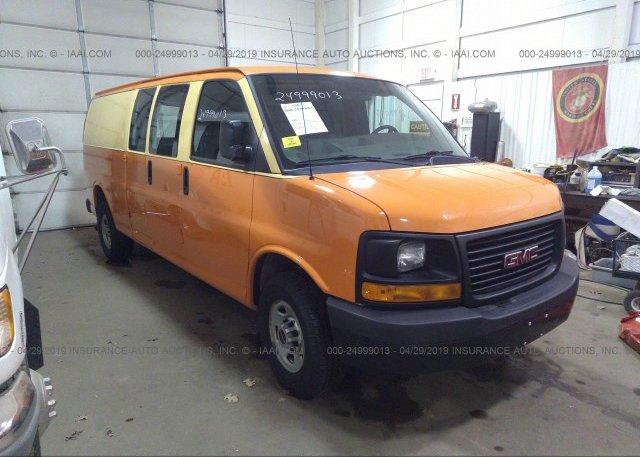Inventory #114407485 2012 GMC SAVANA