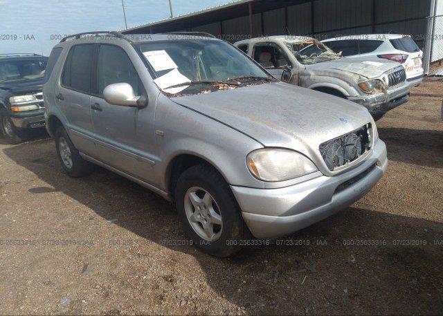 Inventory #486432605 2001 Mercedes-benz ML
