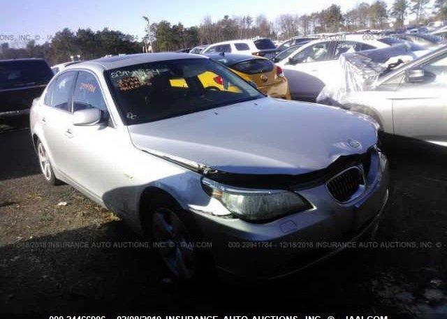 Inventory #244905797 2007 BMW 530