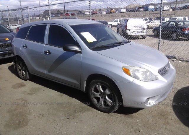 Inventory #389129514 2007 Toyota COROLLA MATRIX
