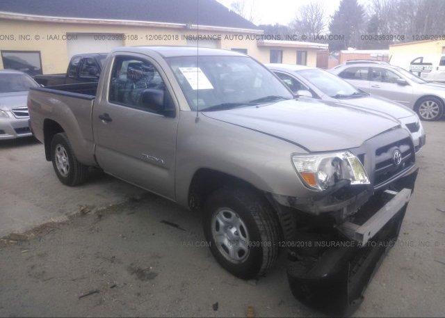 Inventory #513273587 2008 Toyota TACOMA