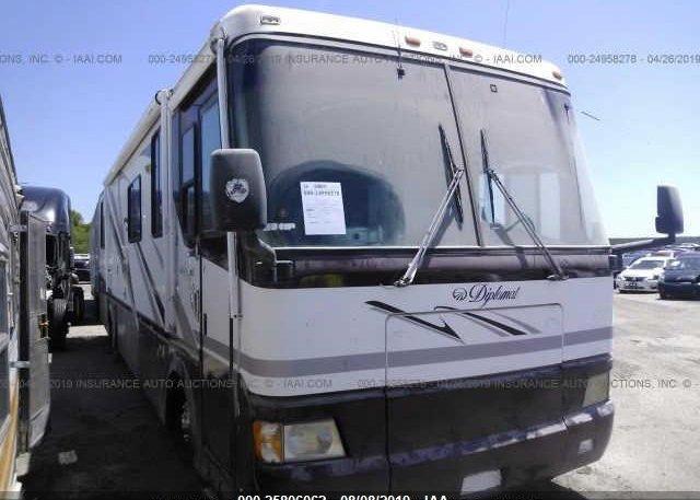 Inventory #298972346 1999 ROADMASTER RAIL DYANASTER