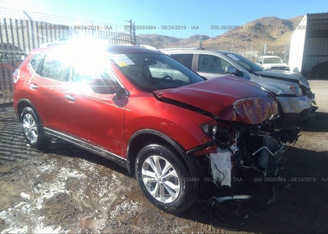 Inventory #430723650 2016 Nissan ROGUE